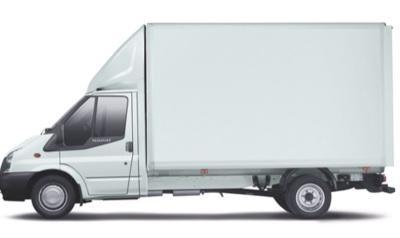 Luton / Box Vans £12