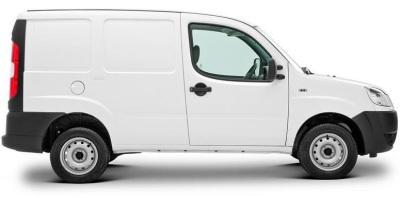 Small Van (Escort Size) £8