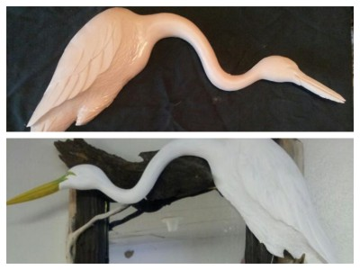 egret,egret art,egret painting,