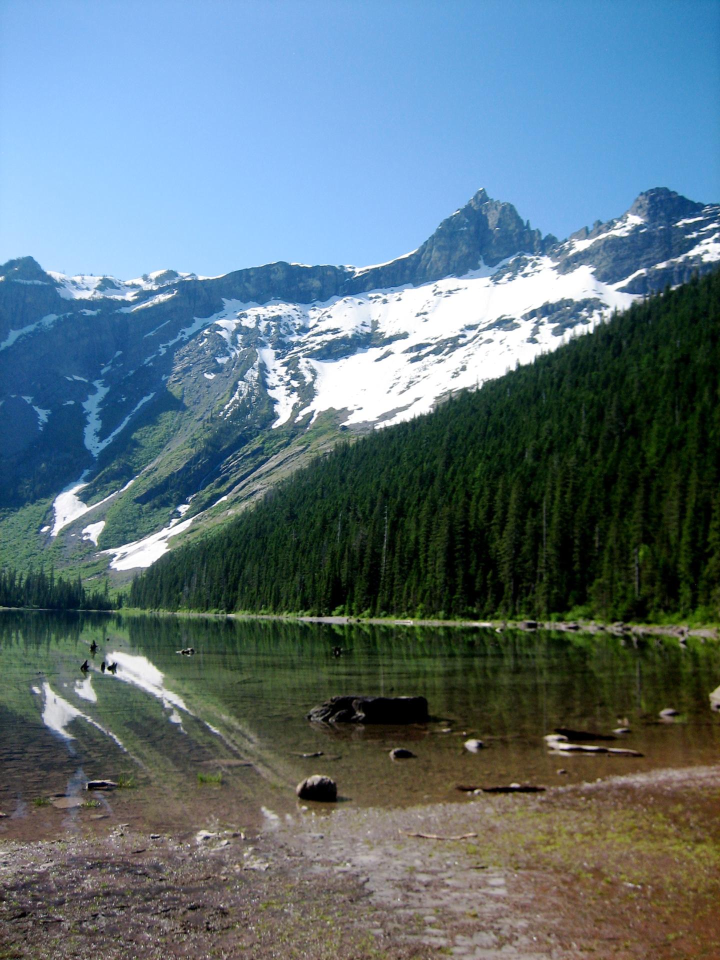Glacier National Park, Missoula, and Kalispell: The Logistics
