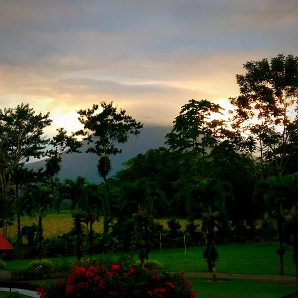 When Fortune Smiles ~ La Fortuna, Costa Rica