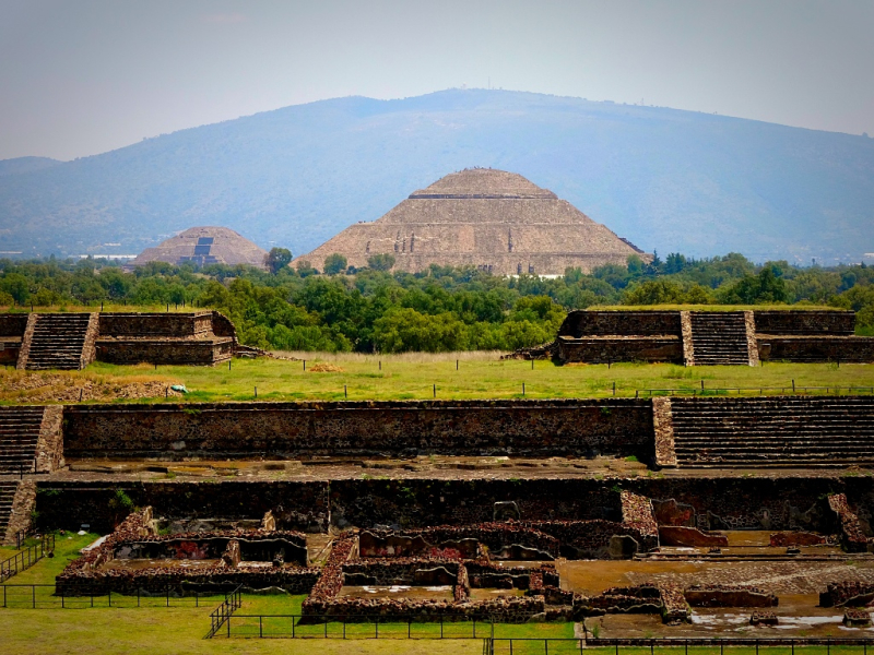 The Art of Getting Lost - Teotihuacan, Mexico