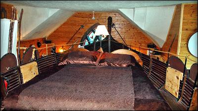 Odin's Loft - Bed