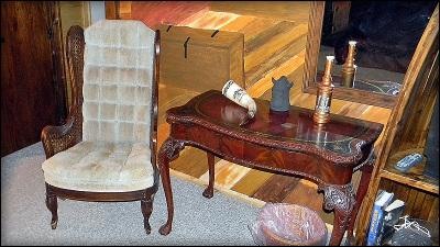 Odin's Loft - Furniture