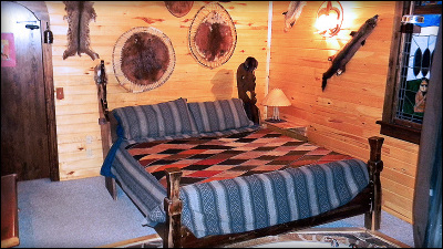 Jarl's Den - Bed