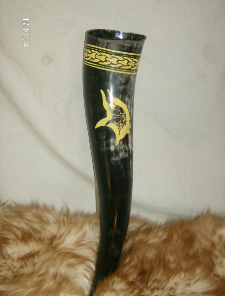 MN Viking Drinking Horn
