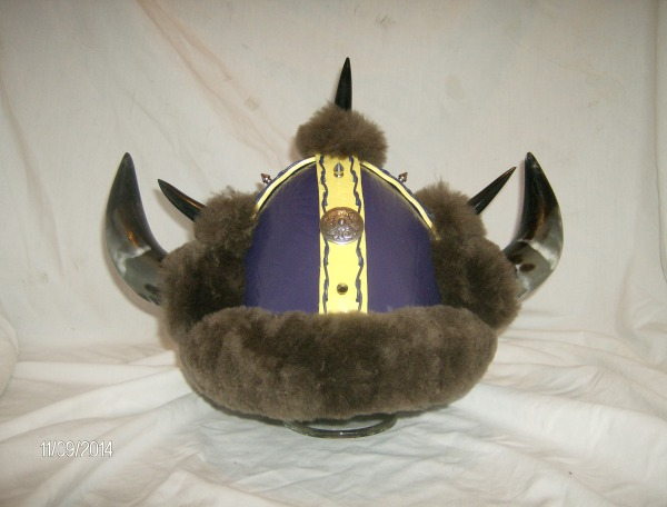 "Purple ""Barbarian"""