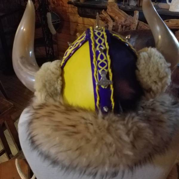 Premium Steinarr Viking Helmet