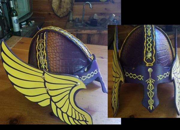 Minnesota Vikings Winged Helmet