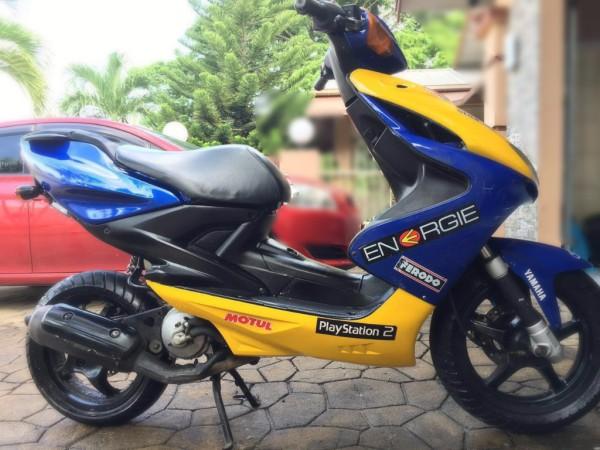Yamaha Aerox 2005, SRD 8600
