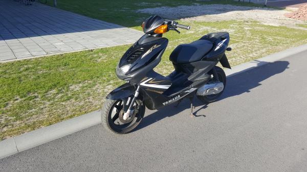 Yamaha Aerox bj 2009, SRD 9700