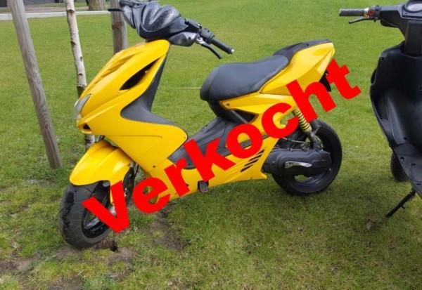 Yamaha Aerox bj 2005, Srd 8400