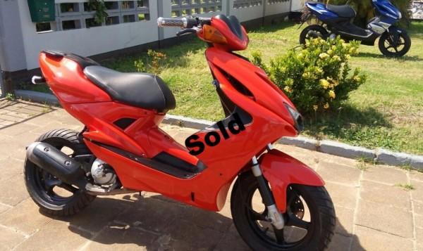 Yamaha Aerox 06