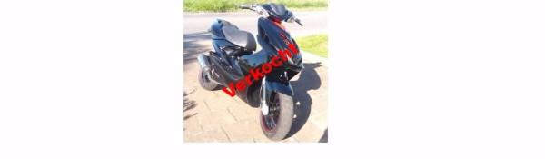 Yamaha Aerox 07
