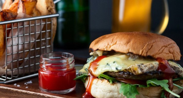 Gastro Burgers made with love