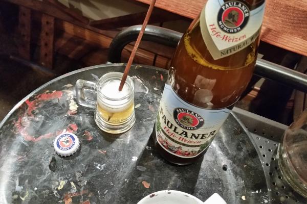 Thinner for Das Bier Madchen
