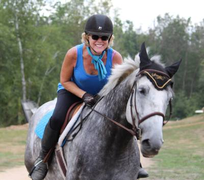 Adult riding lessons skyrock farm