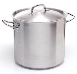 STAINLESS STEEL SAUCEPOTS