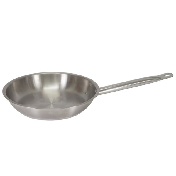 STAINLESS STELL FRYPANS