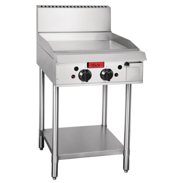 FREESTANDING GAS GRIDDLE