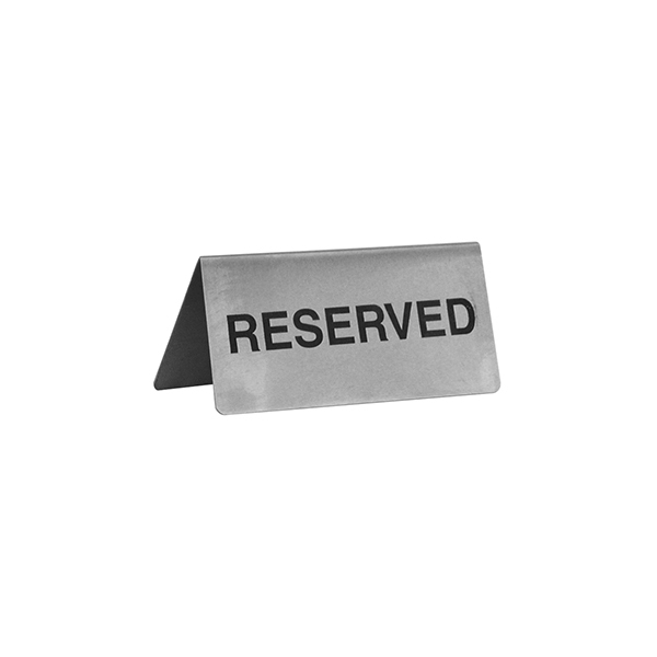 RESERVED A FRAME S/S