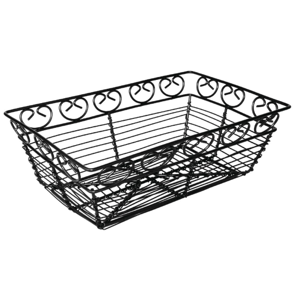 WIRE CONDIMENT BASKET