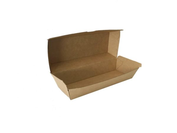 Beta Board Hot Dog Box