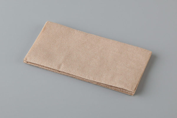 Recycled Brown Kraft Napkin