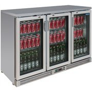 BAR DISPLAY COOLER