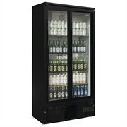 BAR COOLER DOUBLE DOOR