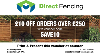 direct fencing coupon