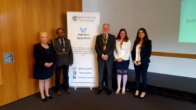 Bedfordshire Dignity Network Launch