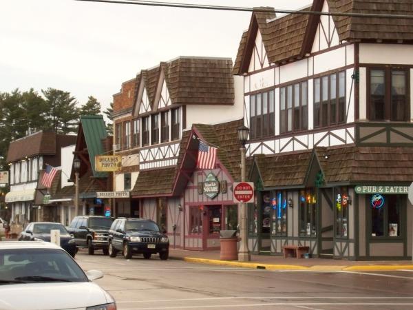 Down Town Minocqua
