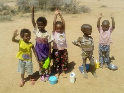 Nursary School Children