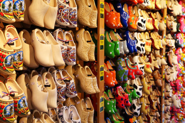Wooden shoes The netherlands