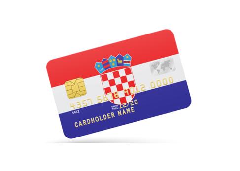 Creditcard Croatia