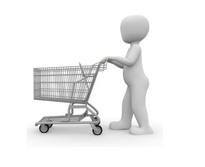 Slovenija: Spletno košarico najredkeje zapustimo med nakupovanjem živil