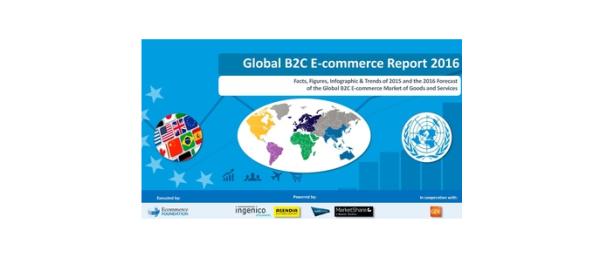Globalny e-commerce to 2.3 biliona dolarów