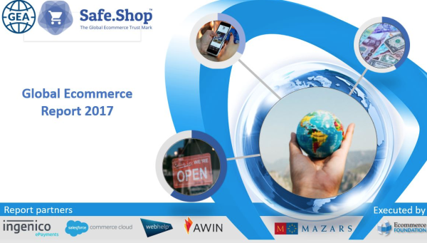 Press Release Global Ecommerce Country Report 2017
