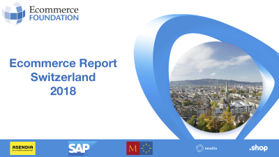 PRESS RELEASE: 2018 Ecommerce Report: Switzerland