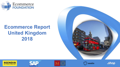 PRESS RELEASE: 2018 Ecommerce Report: United Kingdom