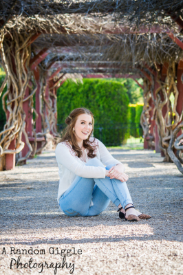 Hannah - Senior Session