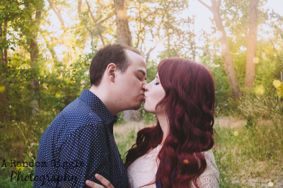 Brad & Janaye Engagements