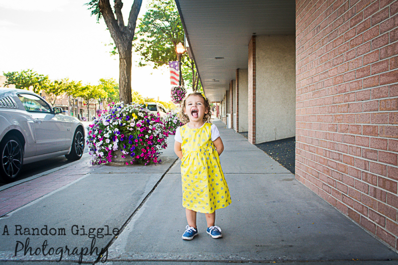 Olivia Beth 3 Years Old