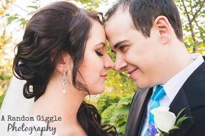Brad and Janaye Wedding