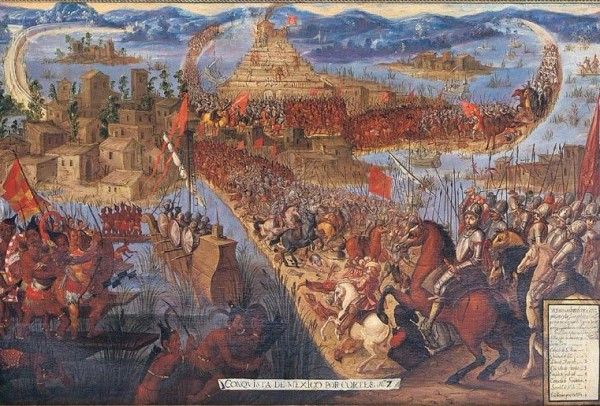 The Capture of Tenochtitlán