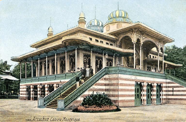 L'architecture Orientaliste Au XIXe Siècle : Le Défi De La Rencontre Orient/Occident