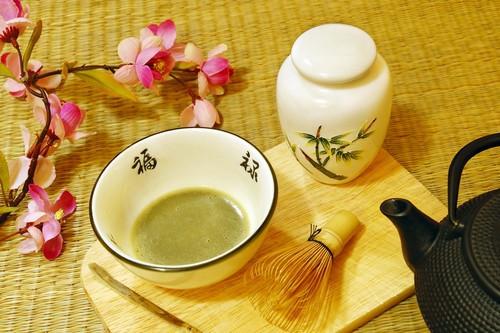 La Cérémonie Japonaise De Thé À La Maison De La Culture Du Japon