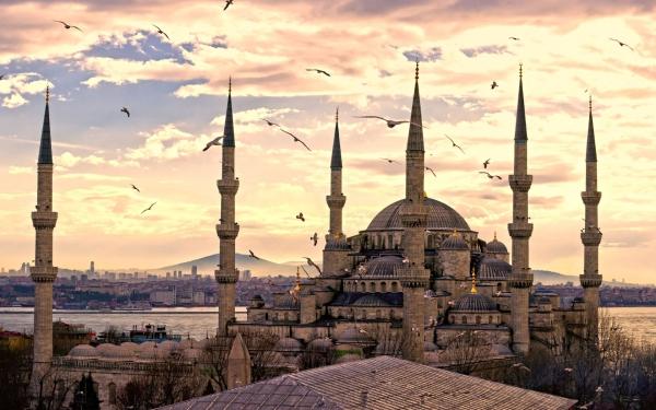 Brise Hivernale À Istanbul