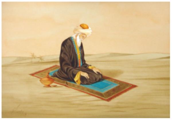 Un héros mystique dans le soufisme : la figure de L'Homme parfait « Al insan Al Kamil »
